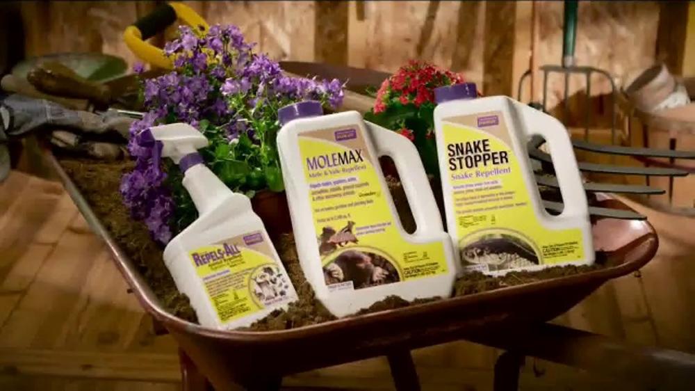 Bonide TV Commercial, 'Animal Repellents'
