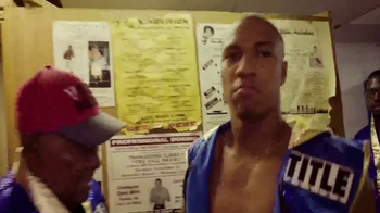 TITLE Boxing TV Spot, 'Choose Greatness' Featuring Damon Allen Jr. - Thumbnail 6