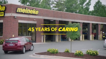 Meineke Car Care Centers TV Spot, 'Oil Changes and Brake Pads' - Thumbnail 1