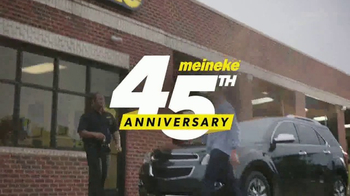 Meineke Car Care Centers TV Spot, 'Oil Changes and Brake Pads' - Thumbnail 3