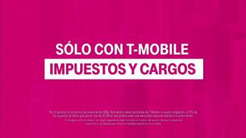 T-Mobile One TV Spot, 'Todo incluido: Galaxy S8' [Spanish] - Thumbnail 1