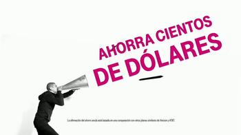 T-Mobile One TV Spot, 'Todo incluido: Galaxy S8' [Spanish] - Thumbnail 2