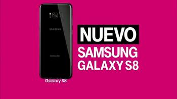 T-Mobile One TV Spot, 'Todo incluido: Galaxy S8' [Spanish] - Thumbnail 7