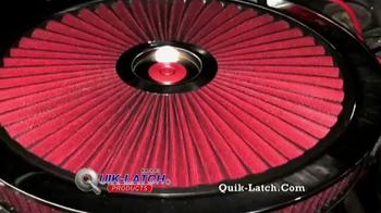 Quik-Latch Mini Latch TV Spot, 'Upgraded' - Thumbnail 4