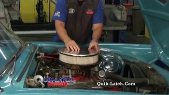 Quik-Latch Mini Latch TV Spot, 'Upgraded' - Thumbnail 6