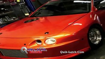 Quik-Latch Mini Latch TV Spot, 'Upgraded' - Thumbnail 7