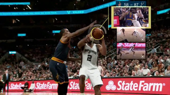 NBA App TV Spot, 'Just One Play: Defensive Mastery' - Thumbnail 4