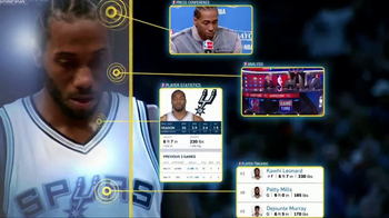 NBA App TV Spot, 'Just One Play: Defensive Mastery' - Thumbnail 7