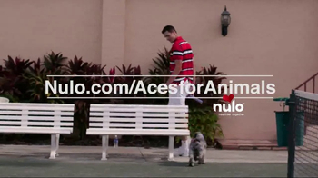Nulo TV Spot, 'Aces for Animals' Featuring John Isner - Thumbnail 5