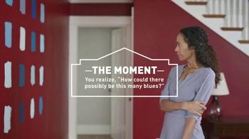 Lowe's Paint Away Event TV Spot, 'So Many Blues' - Thumbnail 4