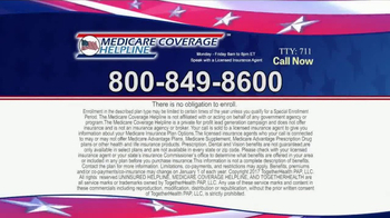 Medicare Coverage Helpline TV Spot, 'Additional Benefits' - Thumbnail 8