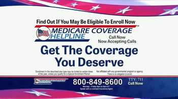 Medicare Coverage Helpline TV Spot, 'Additional Benefits'