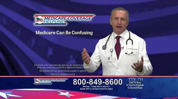Medicare Coverage Helpline TV Spot, 'Additional Benefits' - Thumbnail 3
