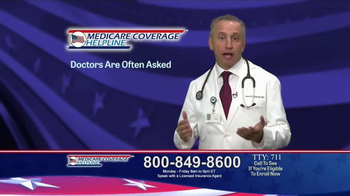 Medicare Coverage Helpline TV Spot, 'Additional Benefits' - Thumbnail 4