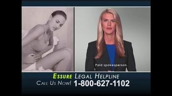 Cowper Law TV Spot, 'Essure Legal Helpline' - Thumbnail 1