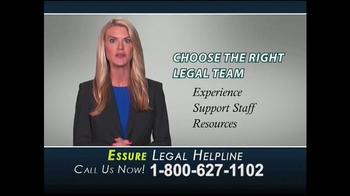 Cowper Law TV Spot, 'Essure Legal Helpline' - Thumbnail 8
