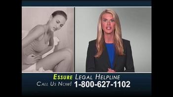 Cowper Law TV Spot, 'Essure Legal Helpline' - Thumbnail 6