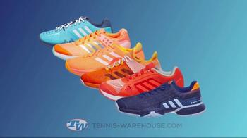 Tennis Warehouse adidas Tennis Shoe Sale TV Spot, 'Up to 30% Off' - Thumbnail 4
