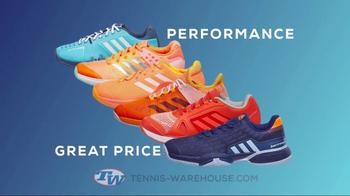 Tennis Warehouse adidas Tennis Shoe Sale TV Spot, 'Up to 30% Off' - Thumbnail 5