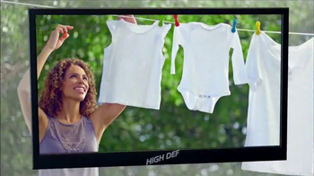 OxiClean Laundry Detergent HD TV Spot, 'Get HD Clarity in Your Clothes' - Thumbnail 6