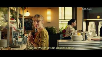 Babbel TV Spot, 'Cafe' - Thumbnail 3