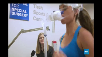 Hospital for Special Surgery TV Spot, 'Injury Prevention and Performance' - Thumbnail 3