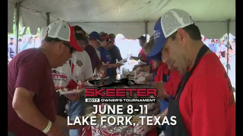 Skeeter Boats TV Spot, 'Eat Sleep and Fish: 2017 Owner's Tournament' - Thumbnail 8
