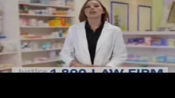 1-800-LAW-FIRM TV Spot, 'Drugs' - Thumbnail 1