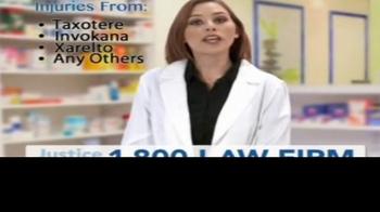 1-800-LAW-FIRM TV Spot, 'Drugs' - Thumbnail 4