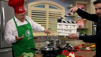 Royal Prestige TV Spot, 'Acento italiano' con Chef Pepín [Spanish] - 136 commercial airings