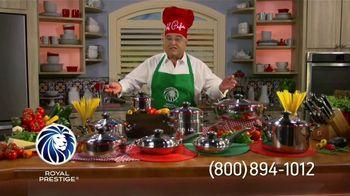 Royal Prestige TV Spot, 'Acento italiano' con Chef Pepín [Spanish] - Thumbnail 9