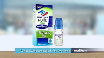 Clear Eyes Pure Relief TV Spot, 'Medifacts' - Thumbnail 2