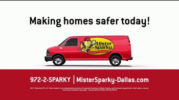 Mister Sparky TV Spot, 'Safety Check' Featuring Mike Rowe - Thumbnail 10