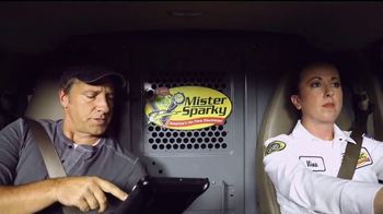 Mister Sparky TV Spot, 'Safety Check' Featuring Mike Rowe - Thumbnail 2