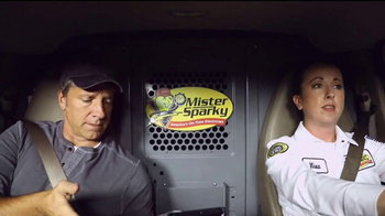 Mister Sparky TV Spot, 'Safety Check' Featuring Mike Rowe - Thumbnail 3
