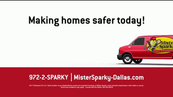 Mister Sparky TV Spot, 'Safety Check' Featuring Mike Rowe - Thumbnail 9
