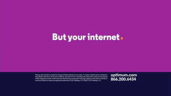 Optimum Internet TV Spot, 'Some Things Are Too Fast' - Thumbnail 9