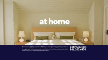 Optimum Internet TV Spot, 'Some Things Are Too Fast' - Thumbnail 5