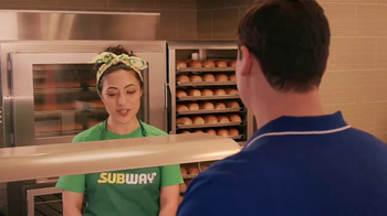 Subway Italian Hero Sandwich TV Spot, 'The Sandwich King' Feat. Jeff Mauro - Thumbnail 2