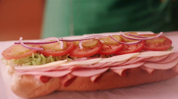 Subway Italian Hero Sandwich TV Spot, 'The Sandwich King' Feat. Jeff Mauro - Thumbnail 7