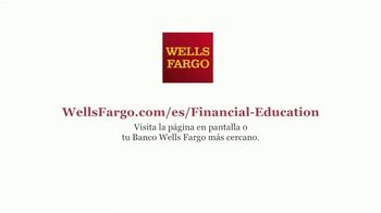 Wells Fargo TV Spot, 'Guía de 5 pasos para pagar la universidad' [Spanish] - Thumbnail 7