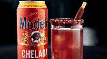Modelo Chelada Tamarindo Picante TV Spot, 'Toque picante' [Spanish] - Thumbnail 3