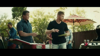 Tecate TV Spot, 'Atrevido' con Sylvester Stallone, Canelo Álvarez [Spanish] - 696 commercial airings