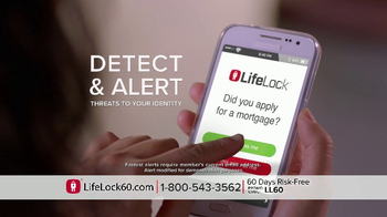 LifeLock TV Spot, 'Faces V4.1A' - Thumbnail 5