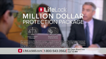 LifeLock TV Spot, 'Faces V4.1A' - Thumbnail 6