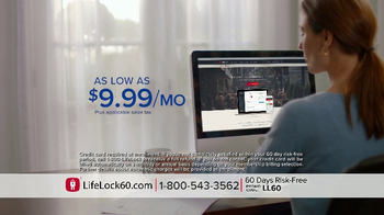 LifeLock TV Spot, 'Faces V4.1A' - Thumbnail 8