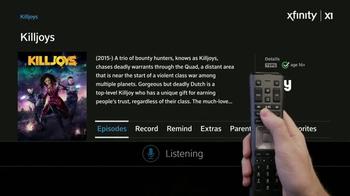 XFINITY X1 TV Spot, 'Syfy: My Night' - Thumbnail 5