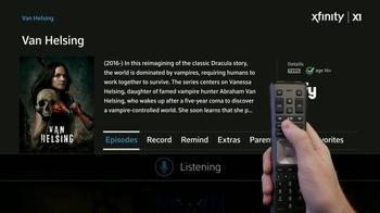 XFINITY X1 TV Spot, 'Syfy: My Night' - Thumbnail 7