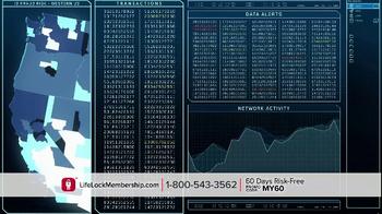 LifeLock TV Spot, 'Infomercial V2A' - Thumbnail 4
