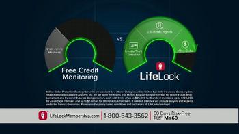 LifeLock TV Spot, 'Infomercial V2A' - Thumbnail 5